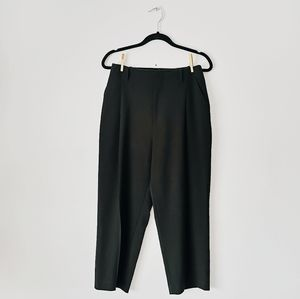 Oak + Fort Black Slacks